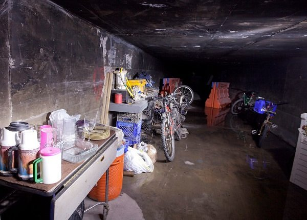 Living In The Tunnels Underneath Las Vegas