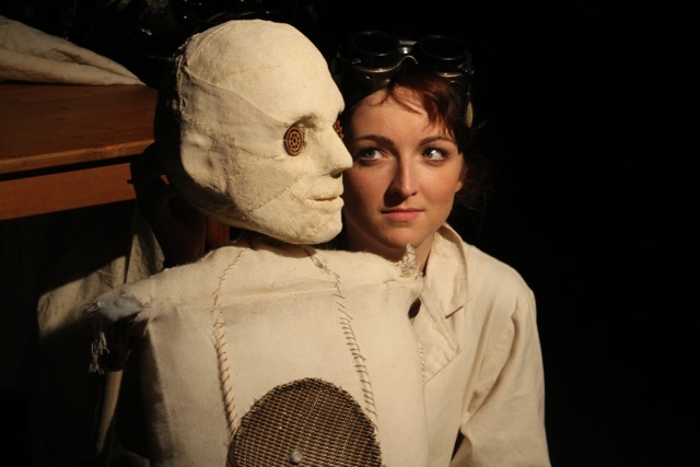 Dolls of New Albion A Steampunk Opera, Annabelle and Jasper (Lauren Osborn)
