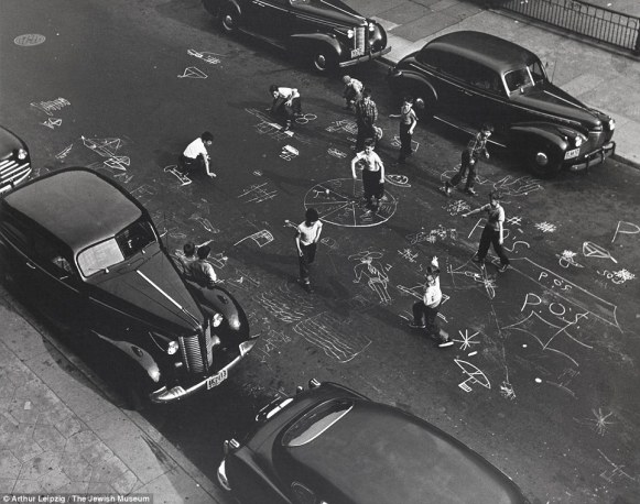 iconic photos from the 1940s
