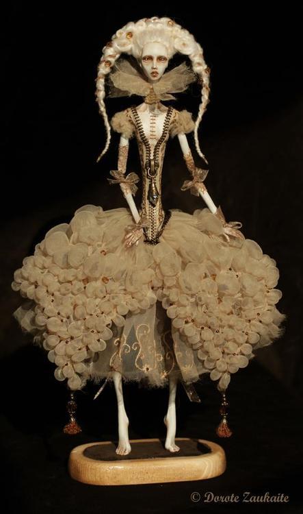 Dorote Zaukaite Villela Doll