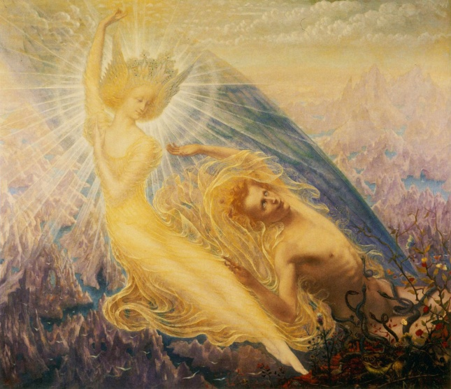 The Age Of Splendor Jean Delville