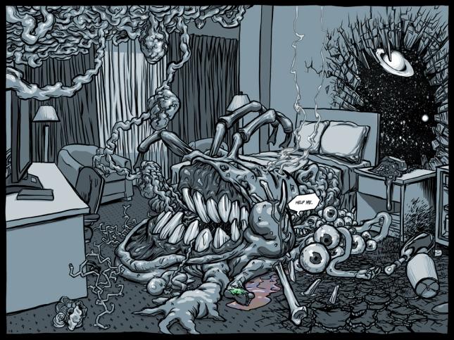 False Positive macabre stories