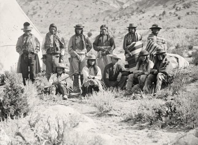 Timothy Sullivan american wild west