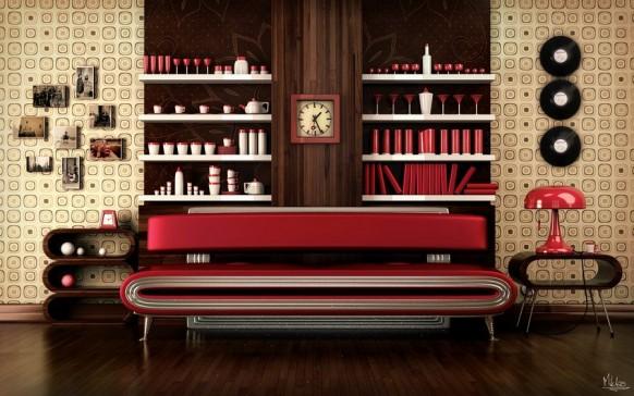 Crazy 60s Interior Design A Steampunk Opera The Dolls Of New