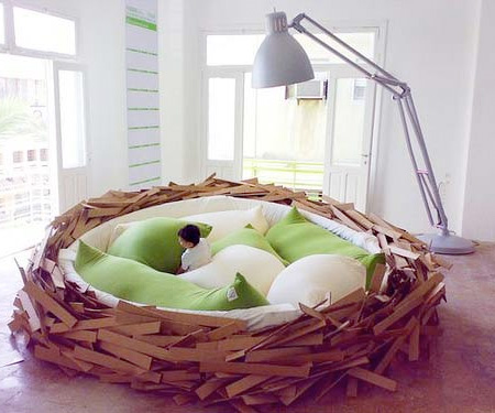 Crazy Unusual Unique Beds