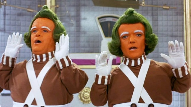 oompa loopmas the uncanny valley