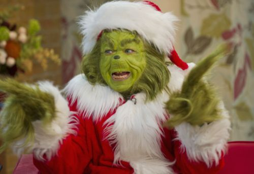 Live grinch uncanny valley