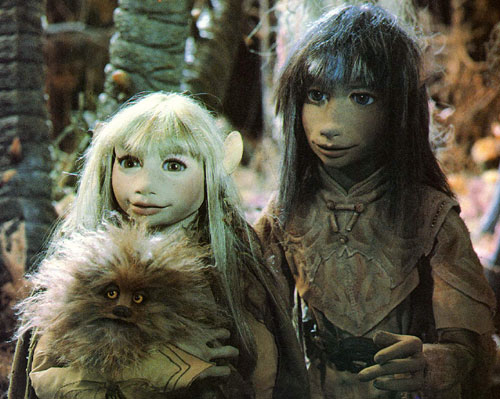dark crystal uncanny valley