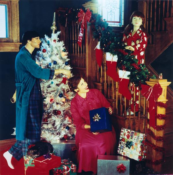 Suzanne Heintz mannequin family