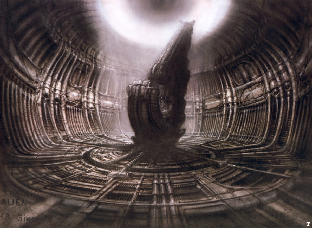 Tribute To H R Giger