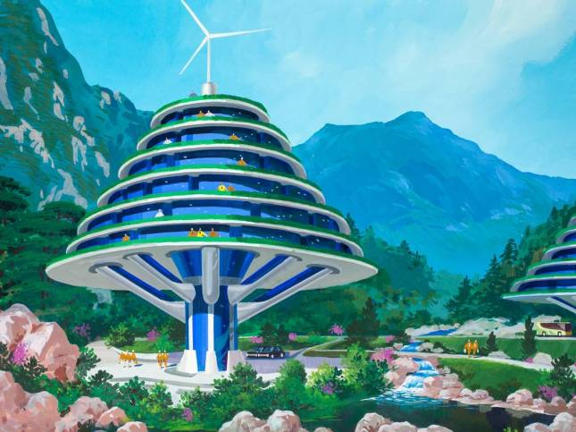 north korea future design