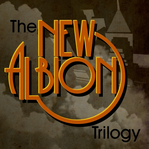 The New Albion Trilogy - Complete