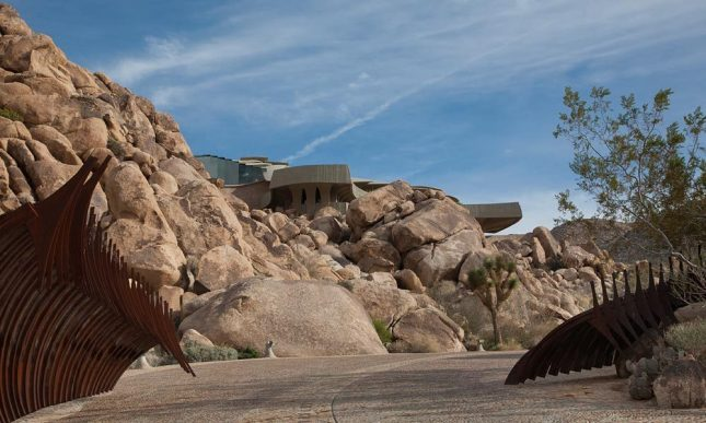 supervillian lair joshua tree california