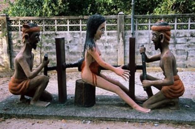 Wang Saen Suk Hell Garden