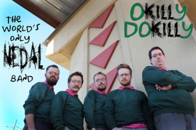 Okilly Dokilly new flanders metal band