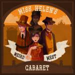 Weird West Cabaret. Promo art?Cover?