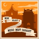 A Little Weird West CabaretArtwork