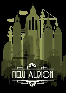 New Albion Dieselpunk Era