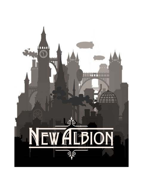 New Albion Steampunk Era