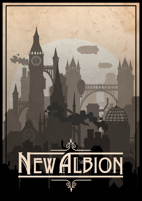 New Albion Steampunk Era