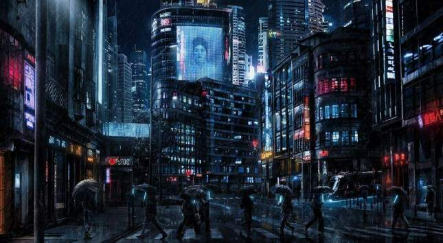 """Cyberpunk"" by Richard Roberts"