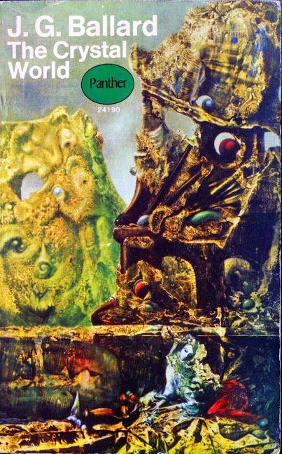 Cover Art for J G Ballard's The Crystal World