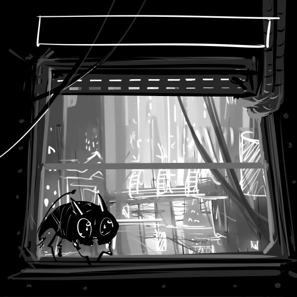 The Forgotten Meme A Cyberpunk Fairytale by Paul Shapera art by Shibara