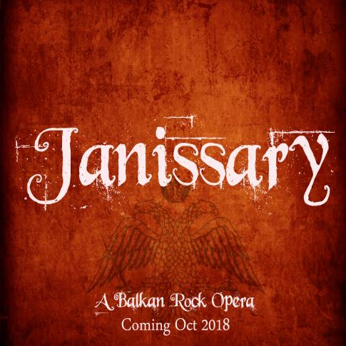 Janissary Paul Shapera A Balkan Rock Opera